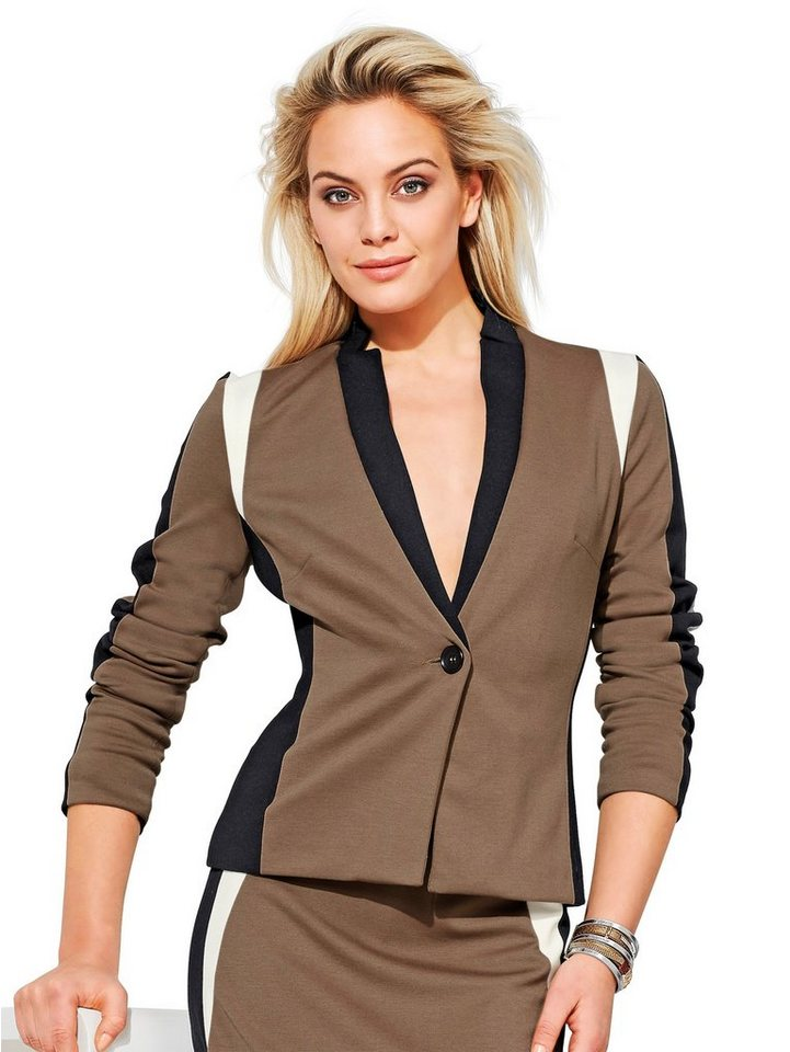 Alba Moda Blazer in multi
