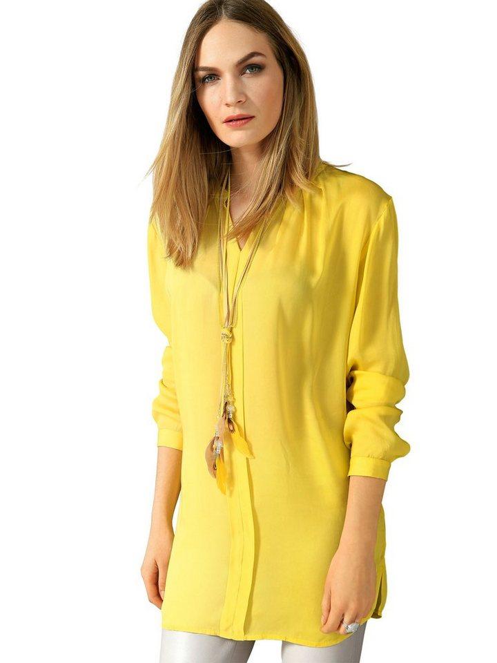 Alba Moda Tunika in gelb