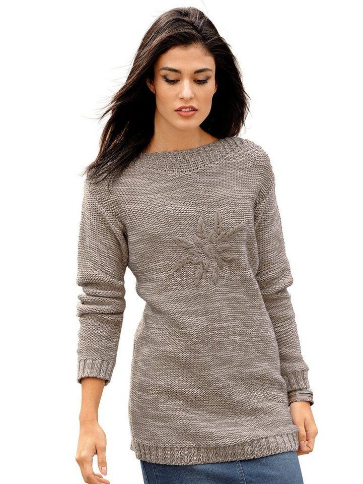 Alba Moda Pullover in naturtöne