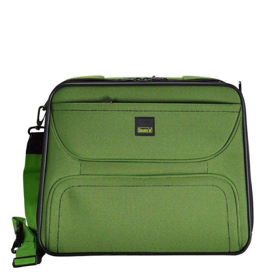 Stratic Bendigo III Flugumhänger 41 cm Laptopfach in grün