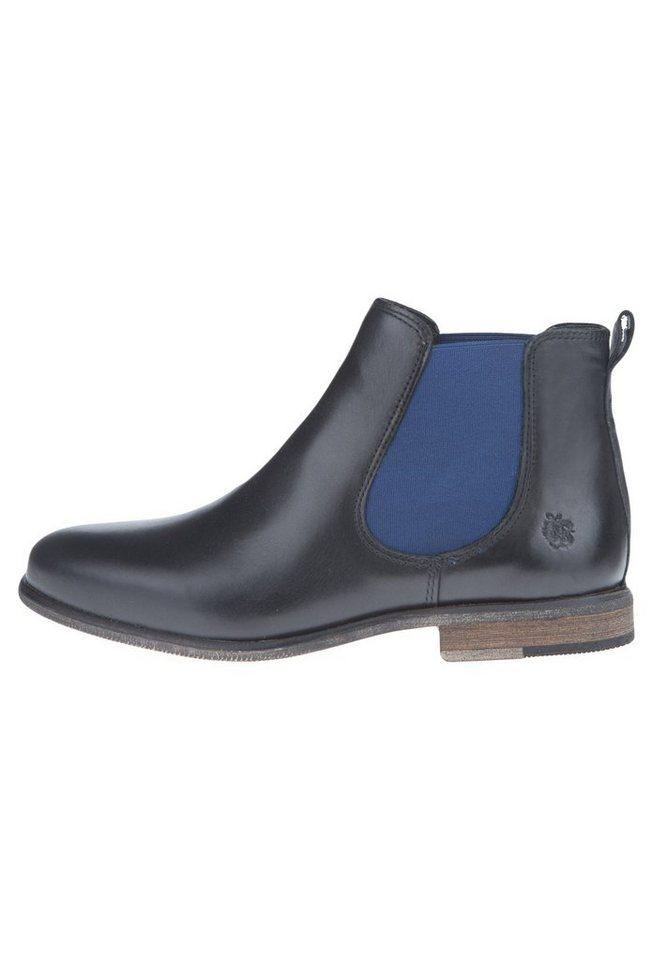Apple of Eden Chelsea Boot »MANON« in black