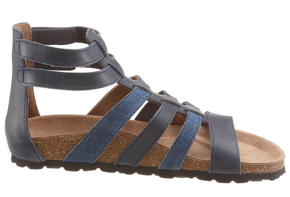 Eddie Bauer Römer-Sandale in Jeansblau