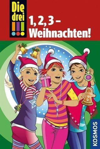 Gebundenes Buch »Die drei !!!, 1,2,3 - Weihnachten!«