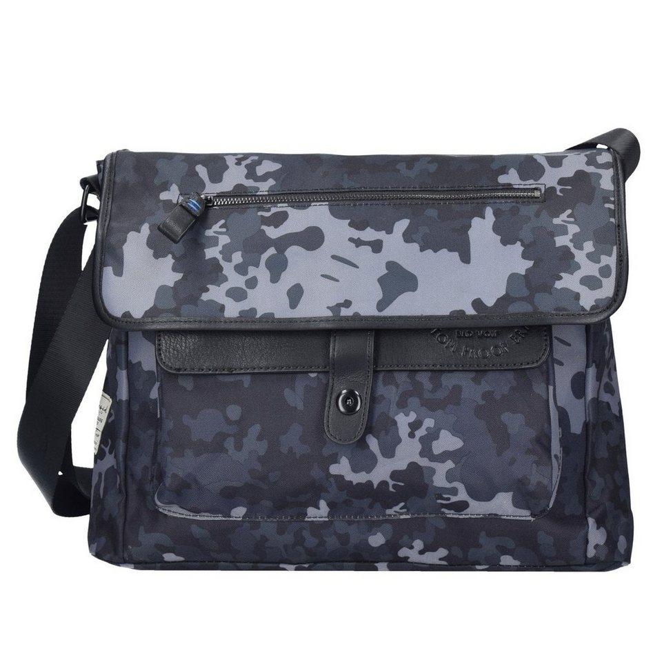 Camp David Mount Drum Messenger 39,5 cm Laptopfach in grau