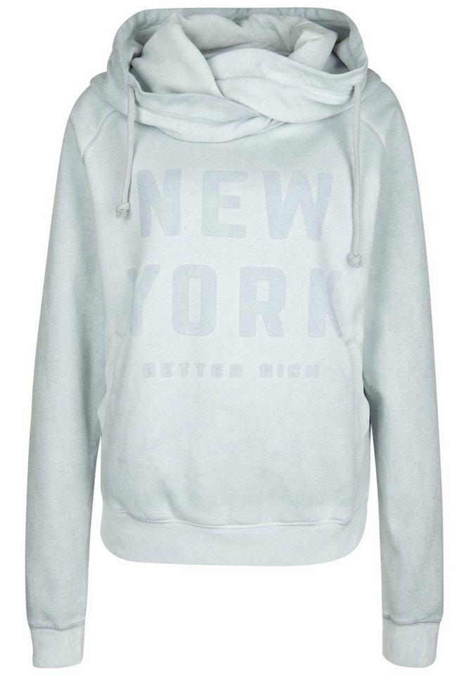 Better Rich Kapuzensweatshirt »HOODY NEW YORK« in high rise