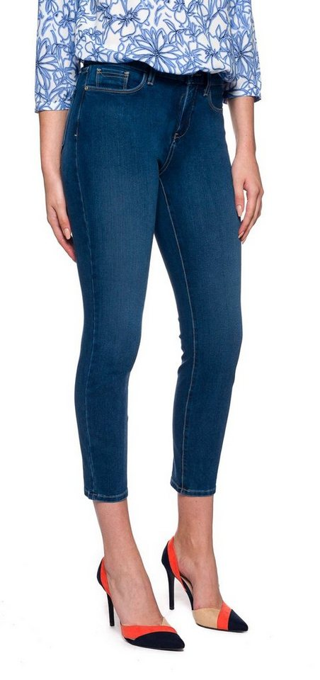 NYDJ Clarissa Ankle Jeans in Thornton