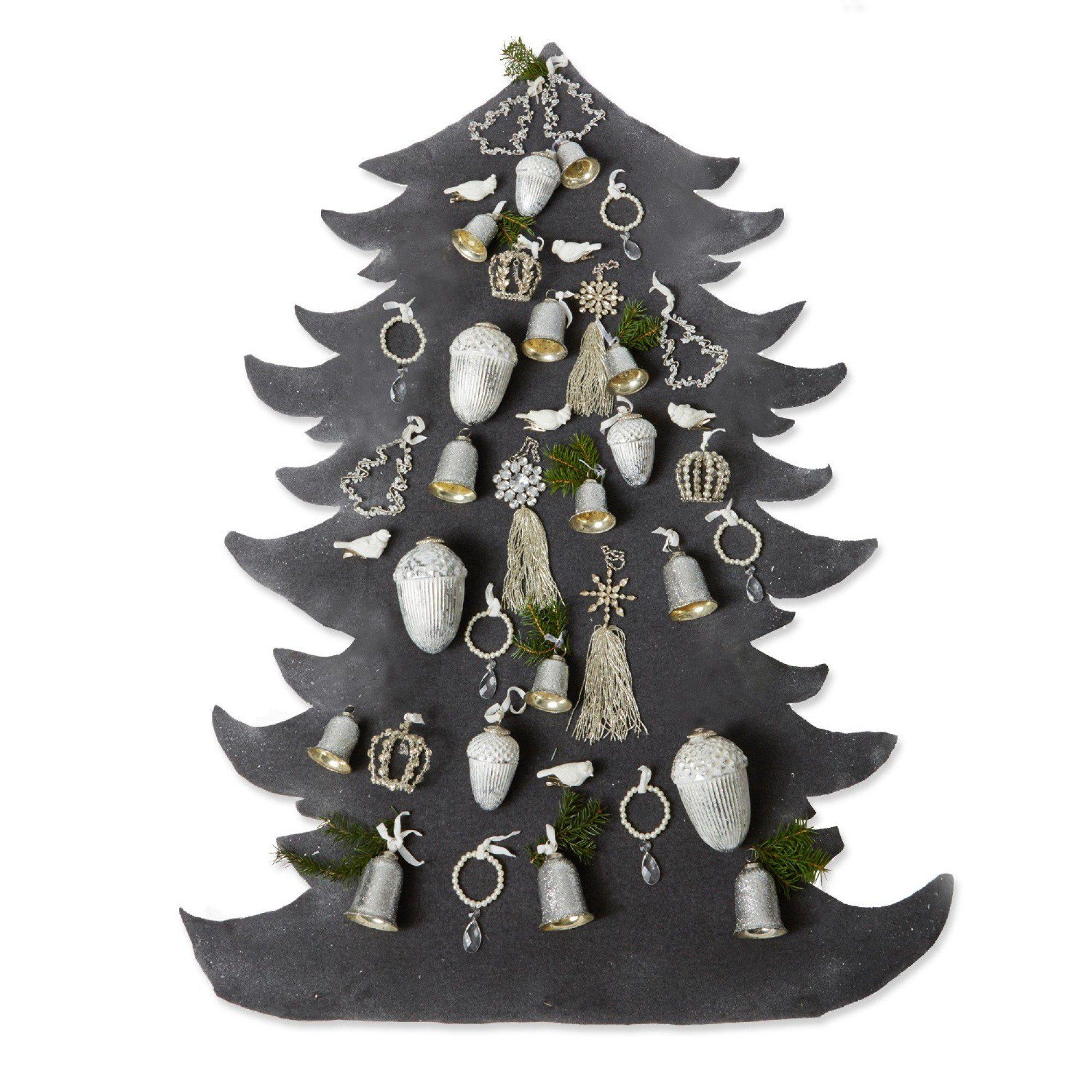 Loberon Weihnachtsschmuck-Set »Melis«