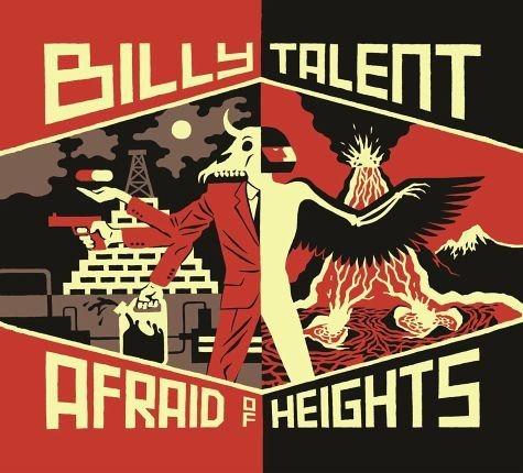Vinyl »Billy Talent: Afraid Of Heights«