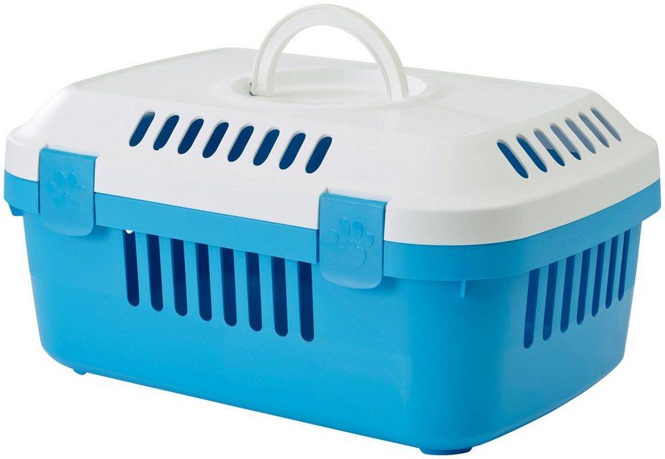 Transportbox »Pet Caddy kompakt« in blau