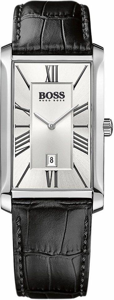 Boss Quarzuhr »Admiral, 1513435« in schwarz