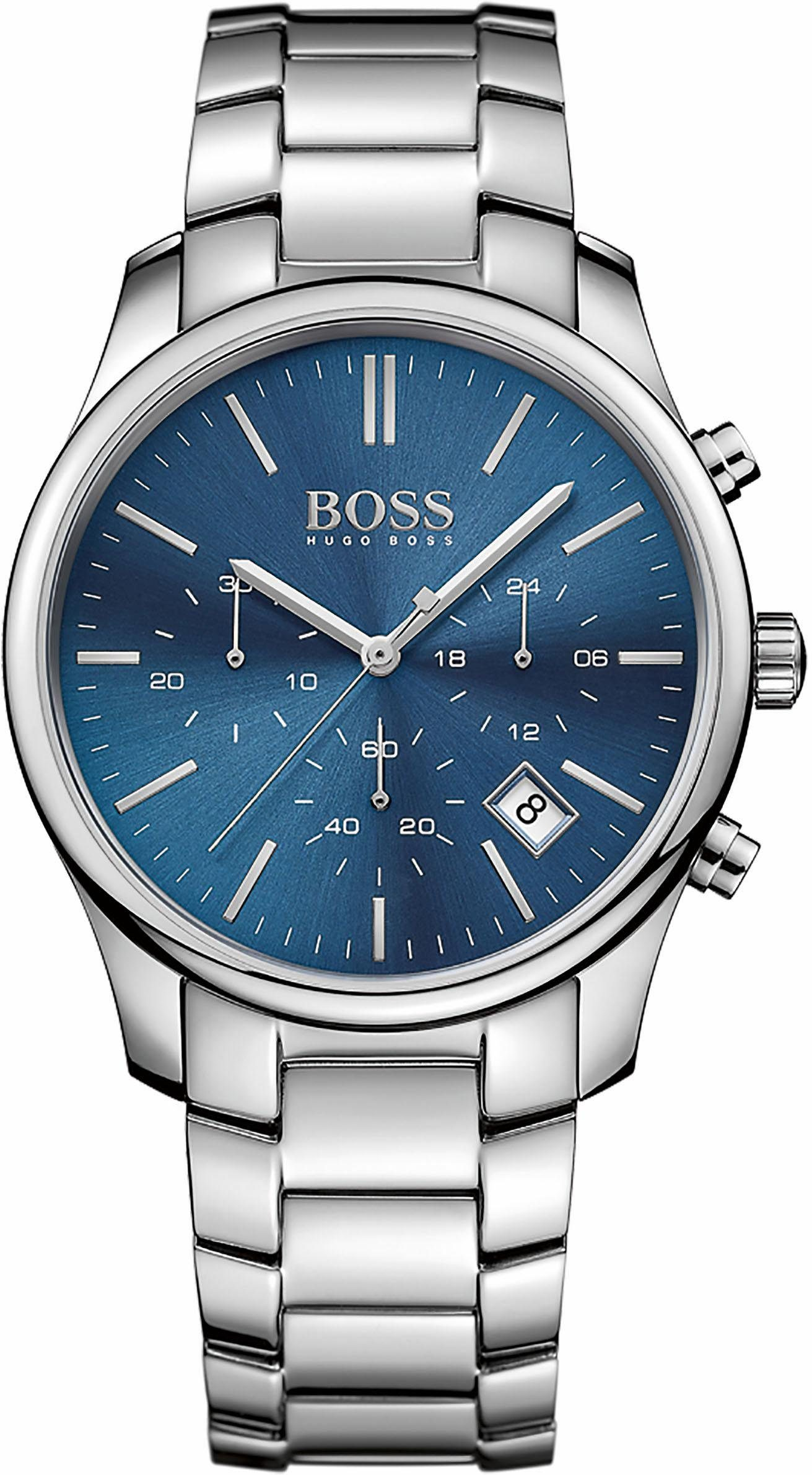 Boss Chronograph »Time One, 1513434«