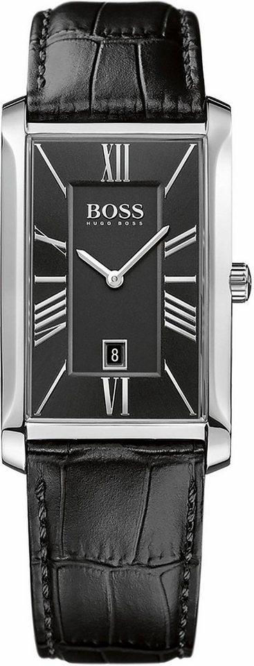 Boss Quarzuhr »Admiral, 1513437« in schwarz