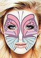 CHIARA AMBRA Gesichtsmasken-Set »Vliesmasken mit Tierdesign«, 4-tlg., Bild 3