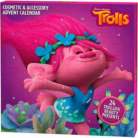 Trolls, »Adventskalender Trollific« (24-tlg.)