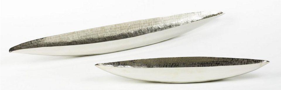 Lambert Schale »Canoo« in silber