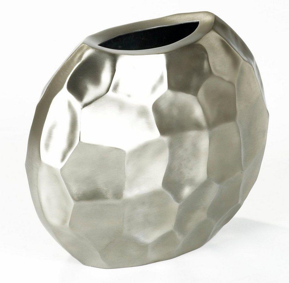 Lambert Vase/Gefäß »Farah« in silber