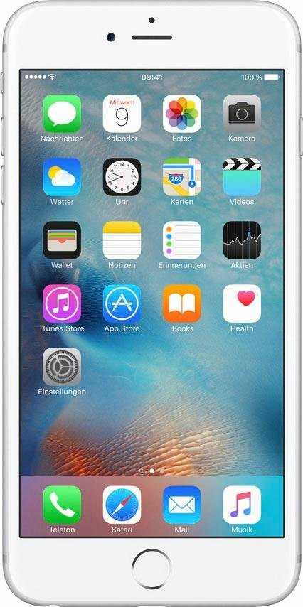 "Apple iPhone 6s Plus 5,5"" 32 GB in Silber"