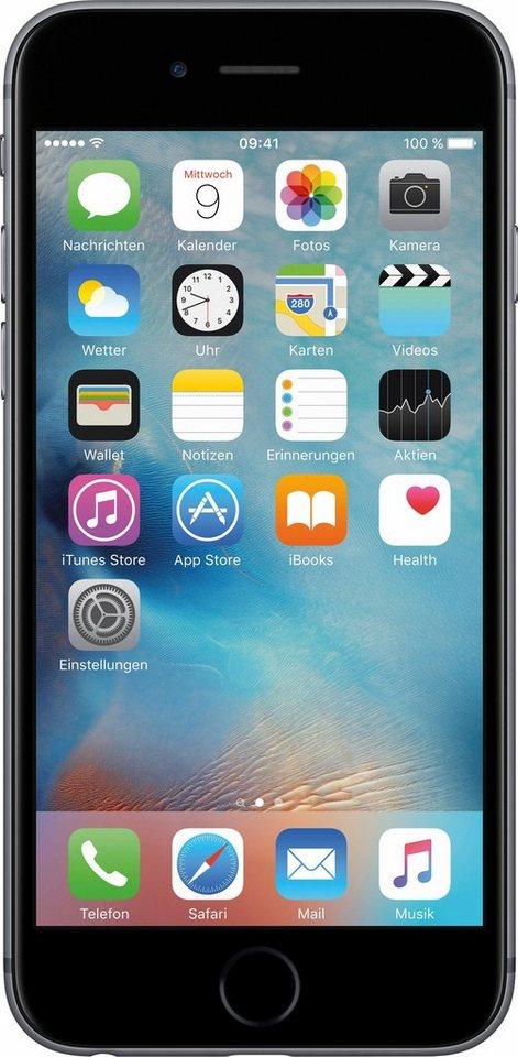 "Apple iPhone 6s 4,7"" 32 GB in Space Grau"