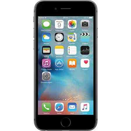 iPhone: iPhone 6s