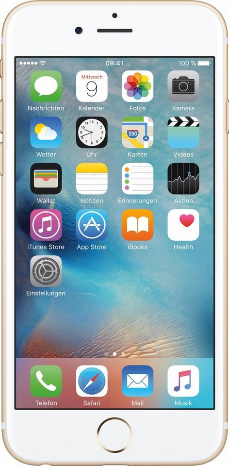 "Apple iPhone 6s 4,7"" 32 GB in Gold"