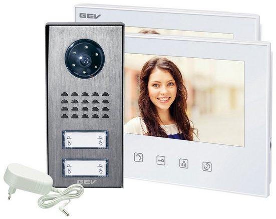 GEV Video-Türsprechanlage »CVS 88351«