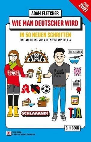 Broschiertes Buch »Wie man Deutscher wird - Folge 2: in 50 neuen...«