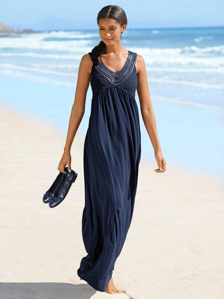 Alba Moda Kleid in marine
