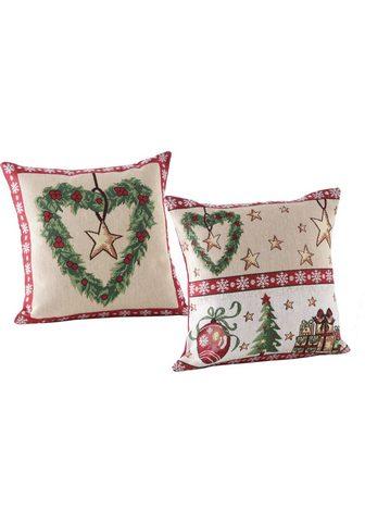 DREAMS Pagalvės užvalkalas »Weihnachtszeit«