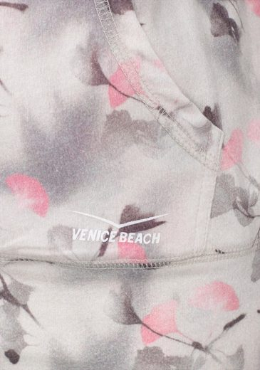 Venice Beach Leichte Shirtjacke mit Kapuze