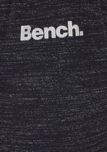 Bench. Sweathose mit bedrucktem Einsatz