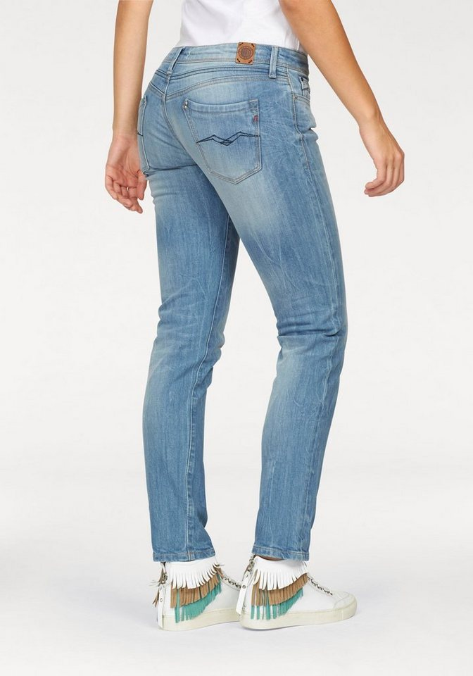 Replay Slim-fit-Jeans »Jodey« in light-blue
