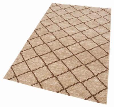 Teppich »Loreta«, Home affaire Collection, rechteckig, Höhe 13 mm, gewebt