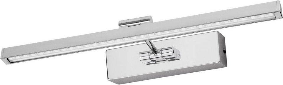 RABALUX LED-Wandleuche, »Picture Guard« in chromfarben