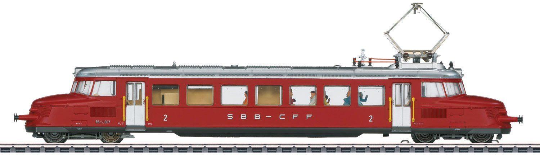 Märklin Schnelltriebwagen, Spur H0 - 37868, »Roter Pfeil SBB, Wechselstrom «