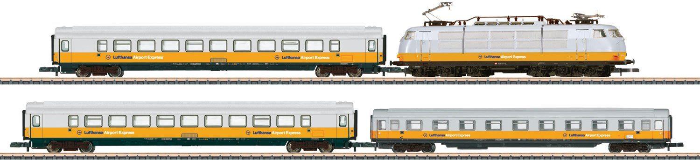 Märklin Zugpackung, Spur Z, »Lufthansa Airport Express, Gleichstrom - 81281«