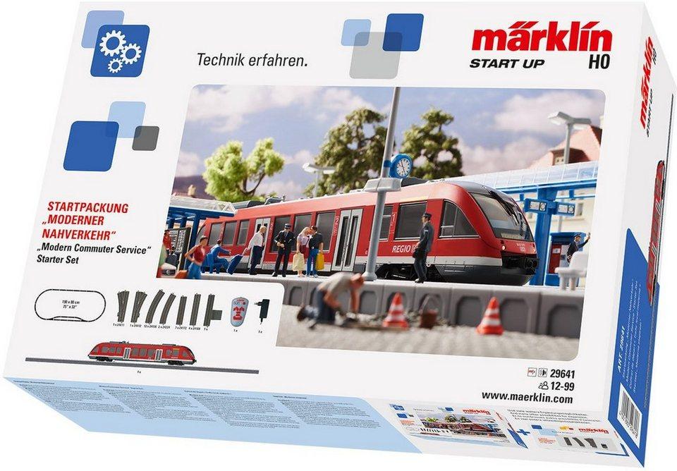 Märklin Digitalset, Spur H0,  Märklin Start up, Startp.,Moderner Nahverkehr, Wechselstr. -29641  online kaufen