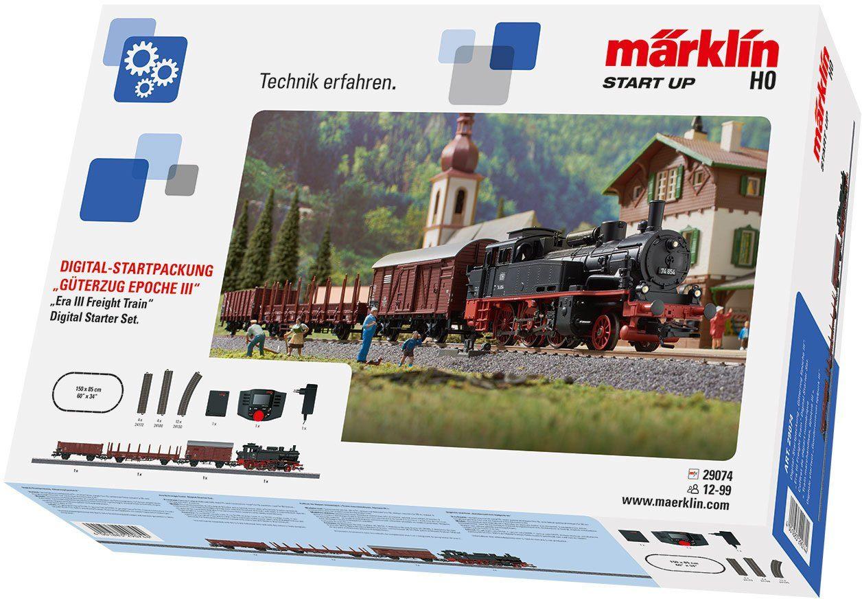 Märklin Digitalset, Spur H0, »Märklin Start up, Startpack, Güterzug Epoche III, Wechselstr 29074