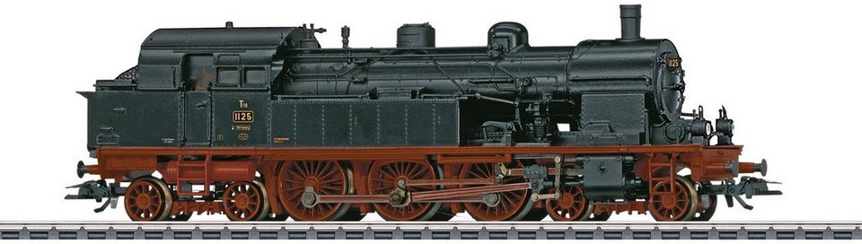 Märklin Lokomotive, Spur H0, »Tenderlok T18, Württemberg. Staatseisenbahn, Wechselstrom - 37079«