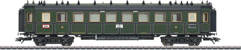 Märklin Personenwagen, Spur H0, Schnellzug 3. Kl., Königl. Bay. Staatsbahn, Wechselstrom 41359