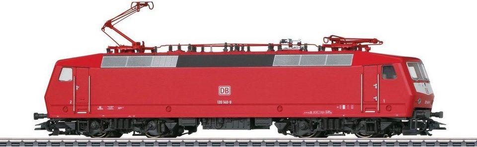 Märklin Lokomotive, Spur H0, »Elektrolok BR 120.1, DB AG, Wechselstrom - 37529«