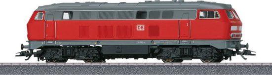 Märklin Diesellokomotive »Märklin Start up, Diesellok, BR 216 DB AG, Wechselstrom«, Spur H0
