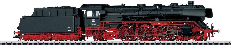 Märklin Dampflok m. Sound, Spur H0 - 37956, »Schnellzug m. Schlepptender BR 03 DB AG, Wechselstr.