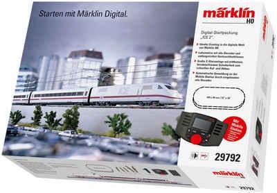 Märklin Modelleisenbahn-Set »Märklin Digital - Startpackung ICE 2, Wechselstrom - 29792«, Spur H0