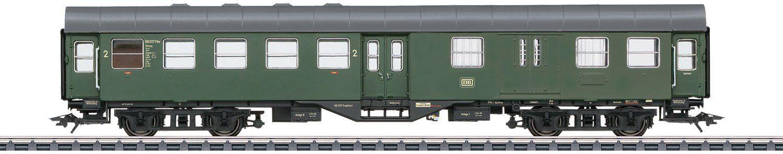 Märklin Personenwagen, Spur H0,»Umbauwagen 2. Klasse mit Gepäckr. BD4yge,DB, Wechselstrom 41330«