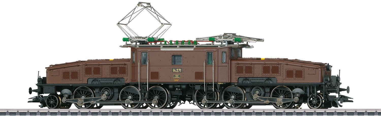 Märklin E-Lokomotive mit Sound, Spur H0, »Güterzuglok Serie Ce 6/8 II, SBB,Wechselstrom - 39566«