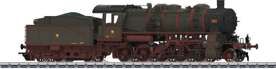 Märklin Dampflok mit Sound, Spur H0, »Güterzug Dampflok, Borsig Edition, G 12, 37588