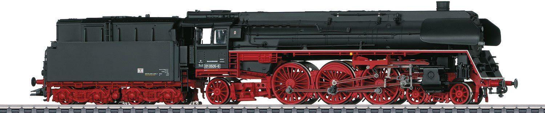 Märklin Diesellok. mit Sound, Spur H0,»Dampflok mit Schlepptender, BR 01.5, DR,Wechselst.- 39206«