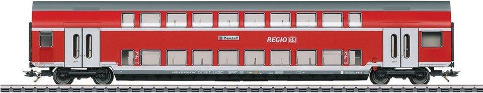 Märklin Personenwagen, Spur H0, »Doppelstockwagen 2.Kl. DB AG, Wechselstrom - 43571«