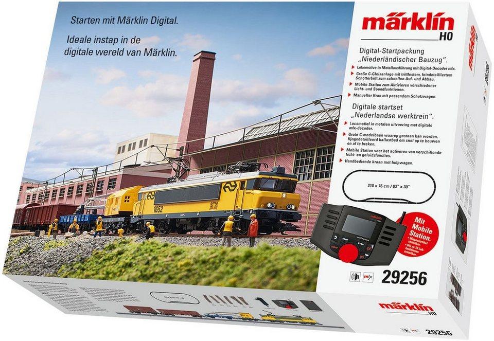 Märklin Digitalset, Spur H0, »Niederländischer Bauzug, Wechselstrom - 29256«