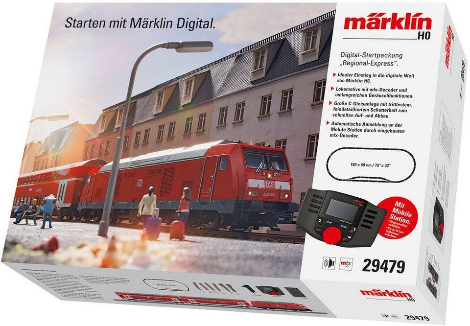 Märklin Digitalset, Spur H0, »Regional Express, Wechselstrom - 29479«